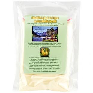 Пыльца сосны альпийской 100 грамм