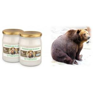 Особенности медвежьего жира