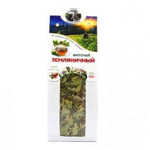 Чай Земляничный 150 грамм