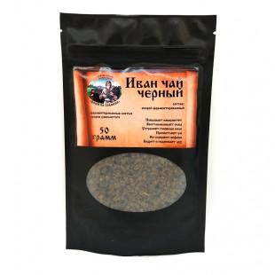 Иван - чай чёрный 50 грамм