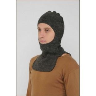 Балаклава-шлем с начесом