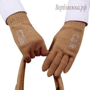 Перчатки женские с украшениями