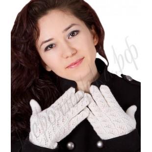 Перчатки из альпаки