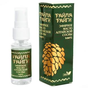 Эфирное масло Алтайской сосны