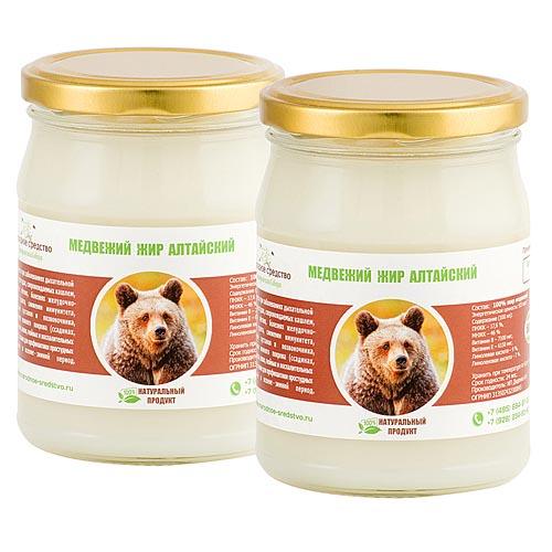 Медвежий жир и артроз